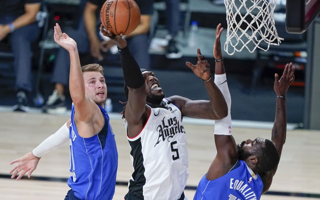 Should Montrezl Harrell Face Consequences For Harassing Luka Doncic?